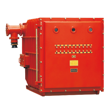 HPMV-FB flameproof and intrinsically safe type high-voltage solid soft starter