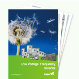 Low Voltage Frequency Inverter